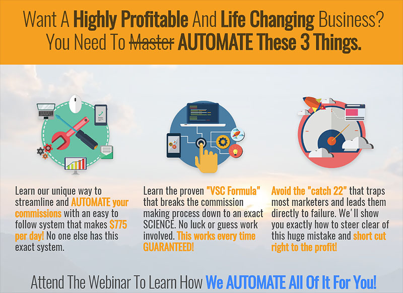 Automated Commissions Webinar