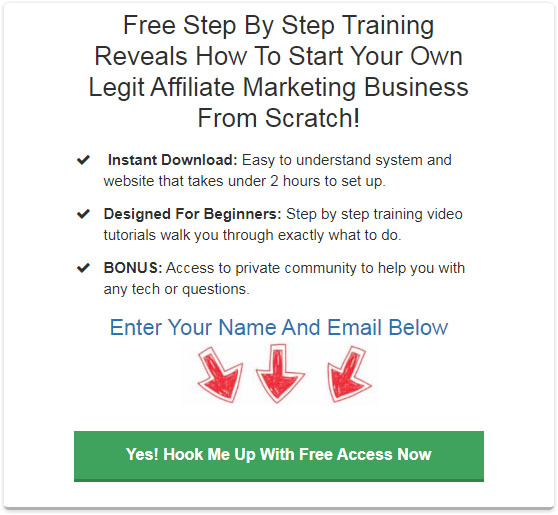 FREE Affiliate Freedom Funnel