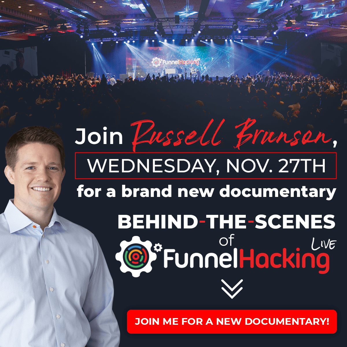Funnel Hacking Live Documentary