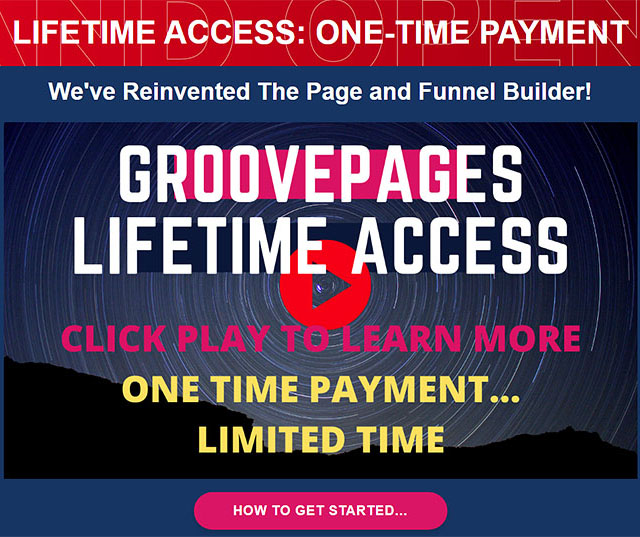 GroovePages - A Real Alternative To Clickfunnels?