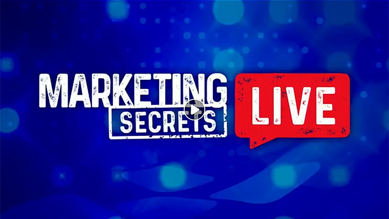 Marketing Secrets Live Episode #1