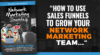 Russell Brunson Publishes New Book On Successful Network Marketing