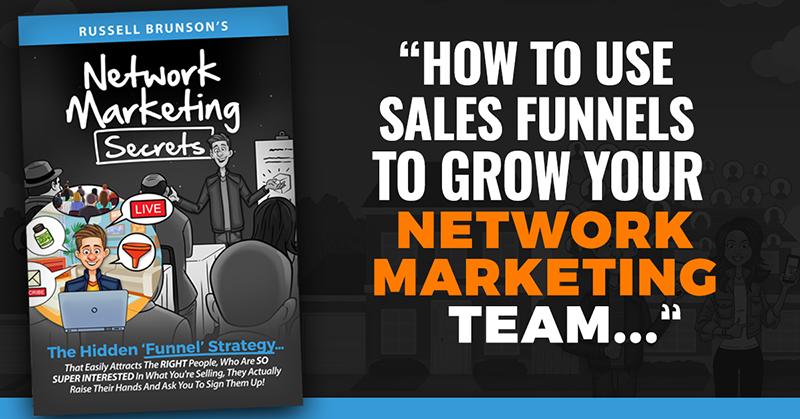 FREE Network Marketing Secrets Book