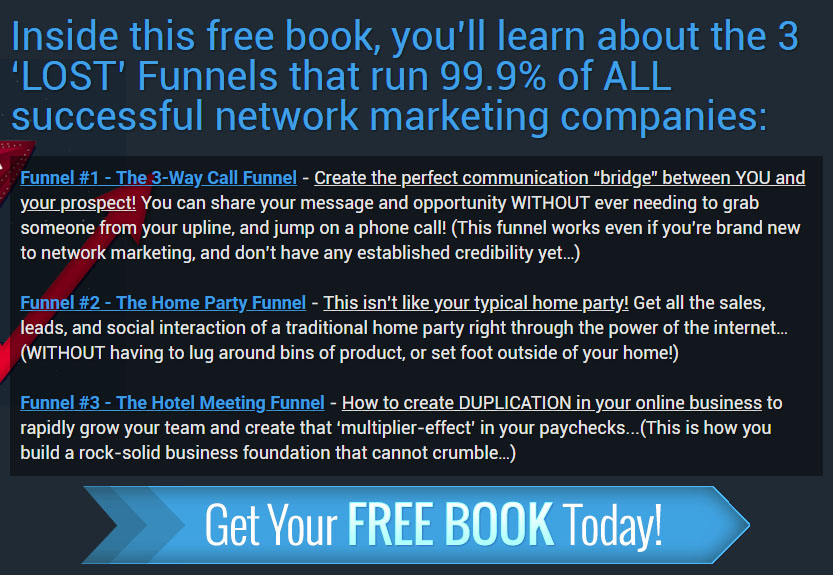 About the Network Marketing Secrets Book