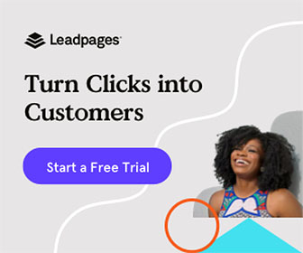 LeadPages - Turn Clicks into Customers