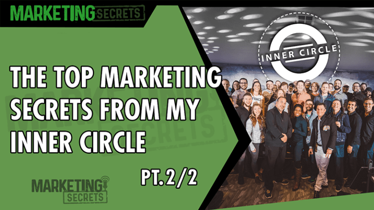 Marketing Secrets Podcast #274