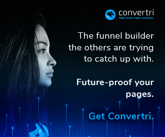 Converti Funnel Builder Software