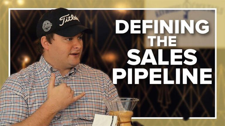 Defining the Sales Pipeline In An Online Business