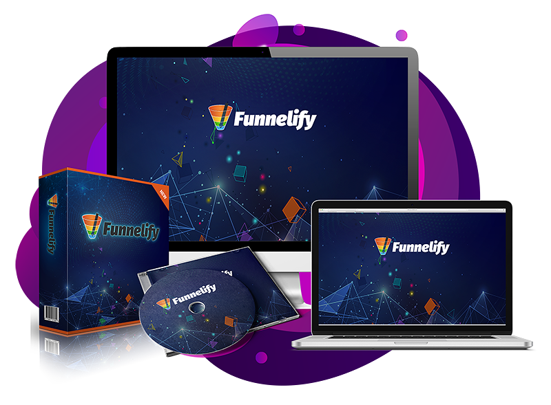 The Funnelify Sales Funnel Software And Page Builder