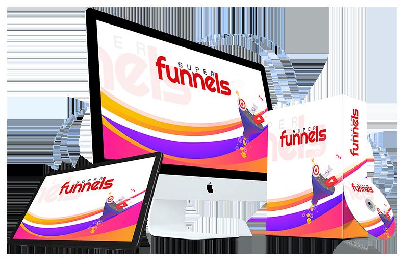 Superfunnels Sales Funnel Software